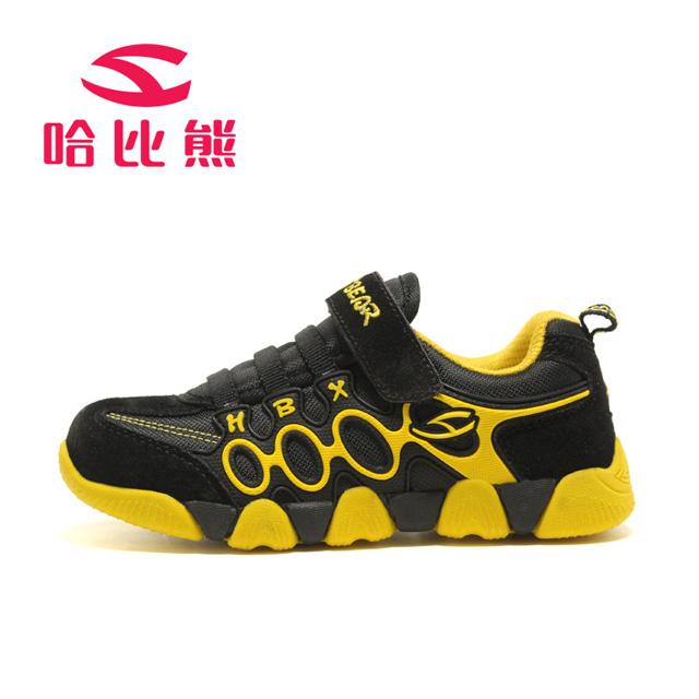 儿童运动鞋子男童鞋秋季小学生中大童韩版休闲<span class='H'>跑步鞋</span>防滑女童网鞋