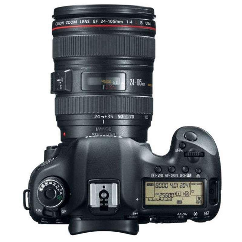佳能 EOS 5D Mark III 单机 机身 5D3 5DIII 全画幅 数码单反相机